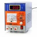Лабораторный блок питания WERDY 1501D с RF-индикатором, 15V, 1A