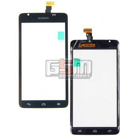 Тачскрин для Huawei U8836D Ascend G500 Pro, черный, #CT0626FPC-A1-E SDG-M