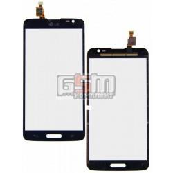Тачскрин для LG D680 G Pro Lite, черный