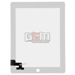 Тачскрін для планшету iPad 2, білий