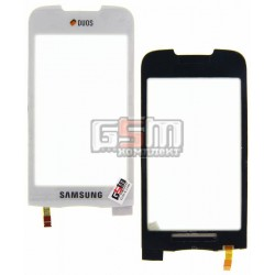 Тачскрин для Samsung B7722i, белый