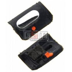 Пластик кнопки отключения звука для Apple iPhone 3G, iPhone 3GS, черный