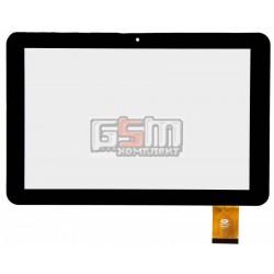 """Tачскрин (сенсорный экран, сенсор) для китайского планшета 10.1"""", 50 pin, с маркировкой FM102001KA, для Bravis NP 103, размер 25"""