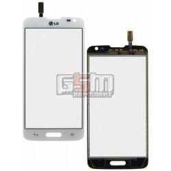 Тачскрин для LG D405 Optimus L90, D415 Optimus L90, белый