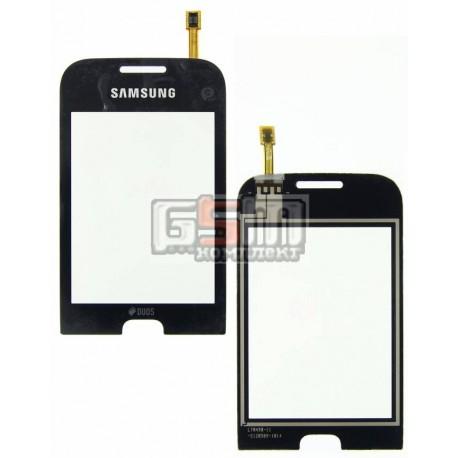 Тачскрин для Samsung C3312, черный