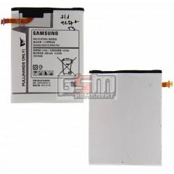 Аккумулятор для планшета Samsung T230 Galaxy Tab 4 7.0, T231 Galaxy Tab 4 7.0 3G , T235 Galaxy Tab 4 7.0 LTE, (Li-ion 3.8V 4000 мА*ч), #EB-BT230FBT/EB-BT230FBE