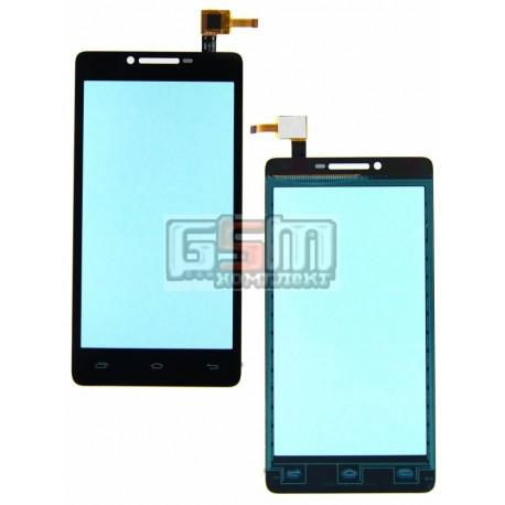 Тачскрин для Prestigio MultiPhone 5500 Duo, черный, #BM 2.8505020110-01/BM 2.85.0502010-03