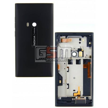 Корпус для Nokia N9, черный