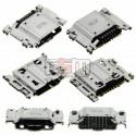 Коннектор зарядки для Samsung I9200 Galaxy Mega 6.3, I9205 Galaxy Mega 6.3, I9300 Galaxy S3, оригинал, #3722-003512