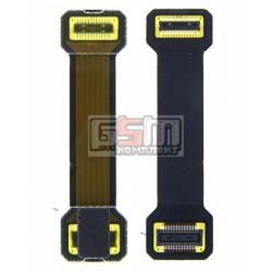 Шлейф для Nokia 5200, 5300, міжплатний, з компонентами