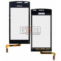 Тачскрин для Nokia 500, черный