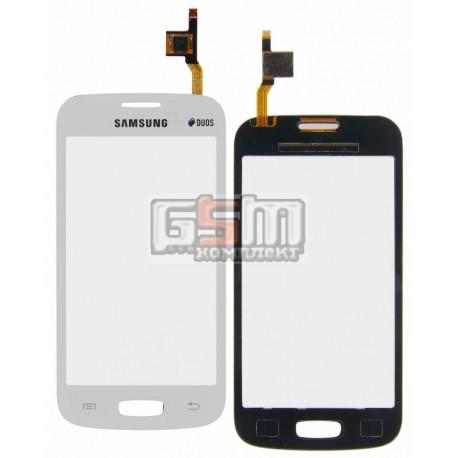 Тачскрин для Samsung S7260 Galaxy Star Plus, S7262 Galaxy Star Plus Duos, белый