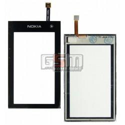 Тачскрин для Nokia 5250, черный, copy