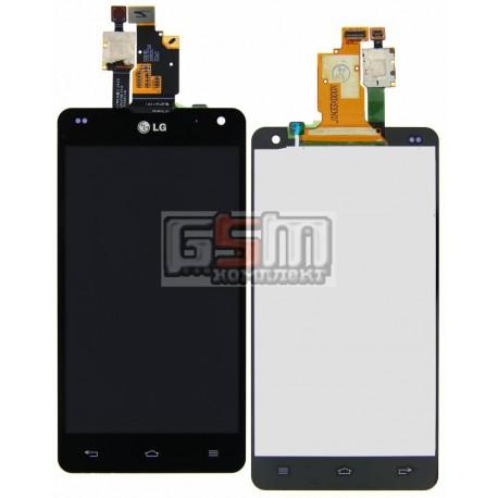 Дисплей для LG E971 Optimus G, E973 Optimus G, E975 Optimus G, E976 Optimus G, E977 Optimus G, E987 Optimus G, F180K, F180L, F18