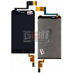 Дисплей для HTC G24, T320e One V , с сенсорным экраном (дисплейный модуль)