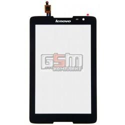 Тачскрин для планшета Lenovo IdeaTab A5500, Tab A8-50, черный