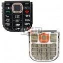 Клавиатура для Nokia 6720c, черная, русская