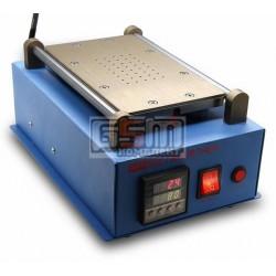 Сепаратор для расклеивания дисплейного модуля AIDA 988 8.5 дюймов (19 x 11 см) встроенный компрессор