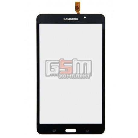 Тачскрин для планшета Samsung T230 Galaxy Tab 4 7.0, T231 Galaxy Tab 4 7.0 3G , T235 Galaxy Tab 4 7.0 LTE, черный, (версия Wi-fi