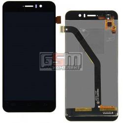 Дисплей для Jiayu G4S, черный, с сенсорным экраном (дисплейный модуль)
