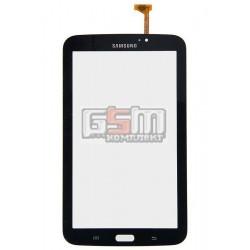 Тачскрин для планшета Samsung P3200 Galaxy Tab3, P3210 Galaxy Tab 3, T210, T2100 Galaxy Tab 3, T2110 Galaxy Tab 3, черный, (верс