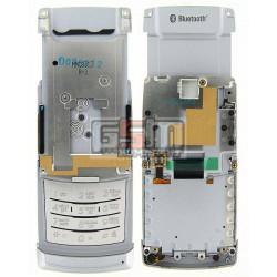 Механизм слайдера для Samsung D840, Оригинал, с клавиатурным модулем
