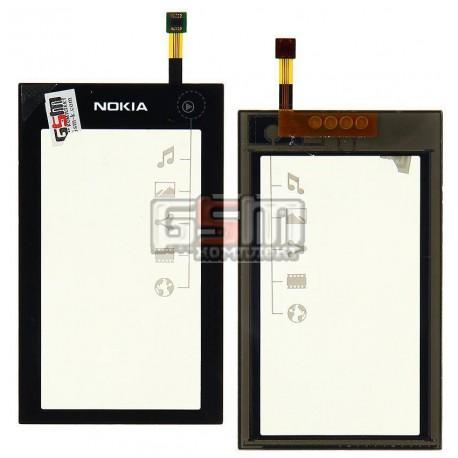 Тачскрин для Nokia 5250, черный