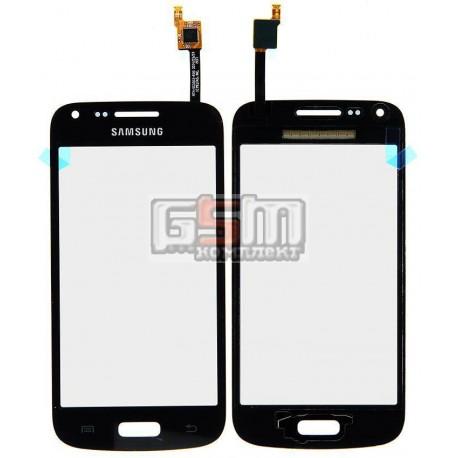 Тачскрин для Samsung G350E Galaxy Star Advance Duos, черный, #MELFAS