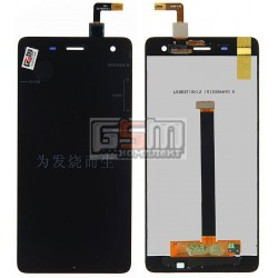 Дисплей для Xiaomi Mi4, черный, original (PRC), с сенсорным экраном (дисплейный модуль)