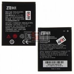 Аккумулятор для ZTE N881E, N970, U795, U807, U817, U930, U970, V807 Blade, V889 Blade 3, V930, V970, (Li-ion 3.7V 1600mAh), #Li3