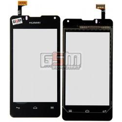 Тачскрин для Huawei Ascend Y300D, U8833 Ascend Y300 , черный