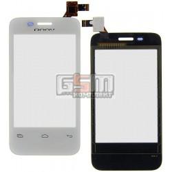 Тачскрин для DOOV D600; Prestigio MultiPhone 3500 Duo, белый, #MCF-035-03559-V3.0/TTCT035102 V1.0