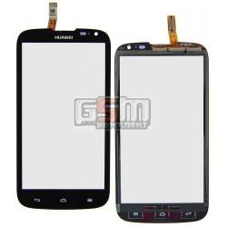 Тачскрин для Huawei Ascend G610-U20, черный, #HMCF-050-0889-V2.0