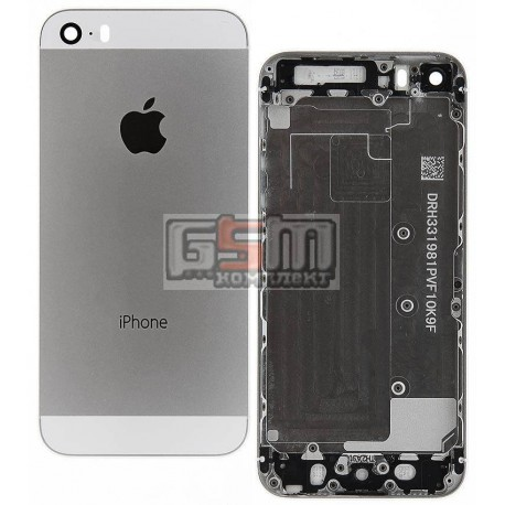 Корпус для Apple iPhone 5S, белый