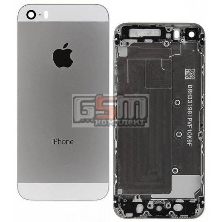 Корпус для Apple iPhone 5S, белый