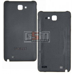 Задня кришка батареї для Samsung I9220 Galaxy Note, N7000 Note, синя