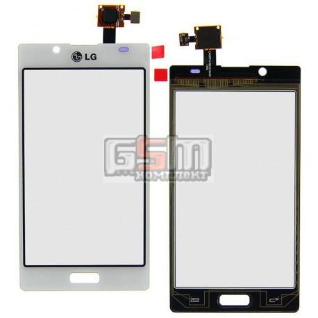 Тачскрин для LG P700 Optimus L7, P705 Optimus L7, белый