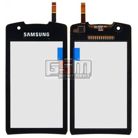 Тачскрин для Samsung S5620 Monte, черный