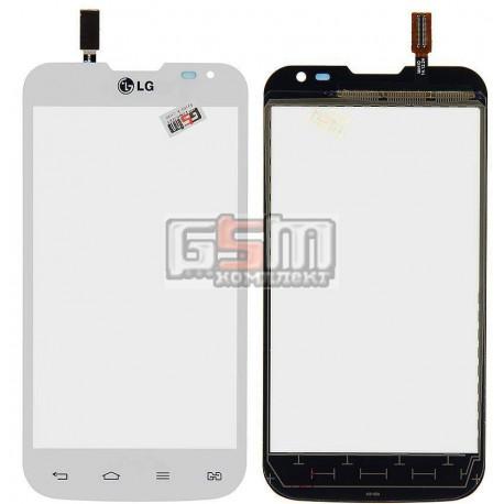 Тачскрин для LG D410 Optimus L90 Dual SIM, белый, (129*64мм)