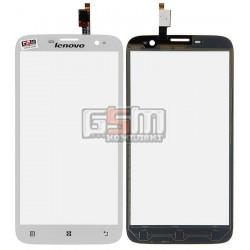 Тачскрин для Lenovo A850, белый