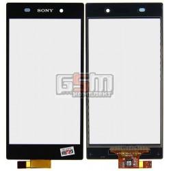 Тачскрин для Sony C6902 L39h Xperia Z1, C6903 Xperia Z1, черный