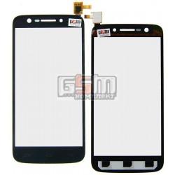 Тачскрин для Prestigio MultiPhone 5508 Duo, черный, #FPC-S80212-1