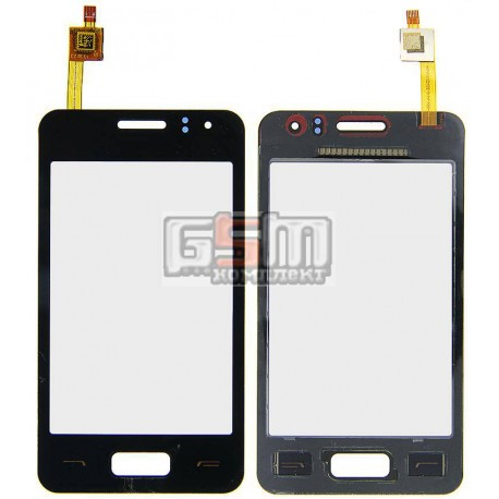 Тачскрін для Samsung S7250, чорний