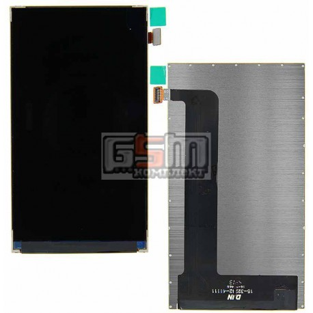 Дисплей для Fly IQ4404, 24 pin, #15-32242-41111