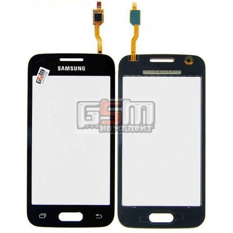 Тачскрин для Samsung G313H Galaxy Ace 4 Lite, G313HD Galaxy Ace 4 Lite Duos, синий