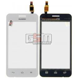 Тачскрин для Huawei Ascend Y330-U11 Dual Sim, белый
