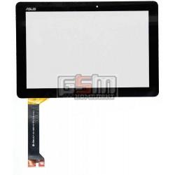 Тачскрин для планшета Asus MeMO Pad 10 ME102A, черный, #MCF-101-0990-01-FPC-V2.0
