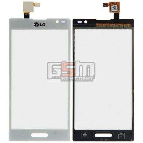 Тачскрин для LG P760 Optimus L9, P765 Optimus L9, P768 Optimus L9, белый