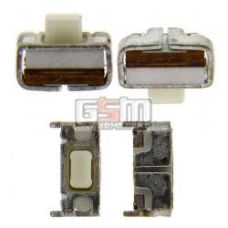 Кнопка звука для Nokia 510 Lumia, 610 Lumia; Samsung B5702, B7300, C3200, C5130, C5510, C6112, C6712, E2510, I5700 Galaxy Spica,