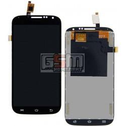 Дисплей для Qumo Quest 503; LOVME X50 3G; Ergo SmartTab 3G 5.0, черный, с сенсорным экраном (дисплейный модуль), #FPC-XL50QH007N